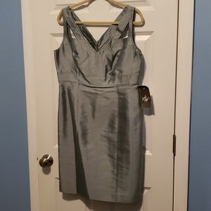 Lord & Taylor Adrianna Papell Cut out Dress Size14